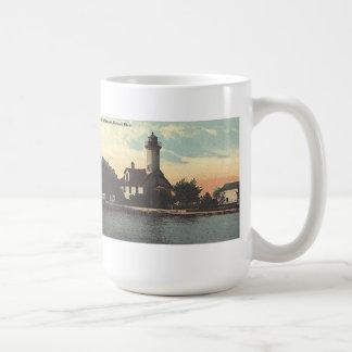 Mama Juda Lighthouse Classic White Coffee Mug