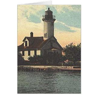Mama Juda Lighthouse Greeting Card