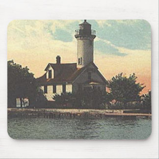 Mama Juda Lighthouse Mouse Pad