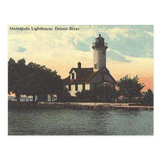 Mama Juda Lighthouse Postcard