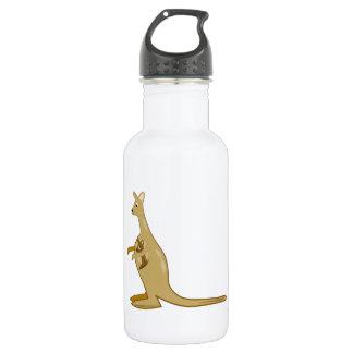 Mama Kangaroo 18oz Water Bottle