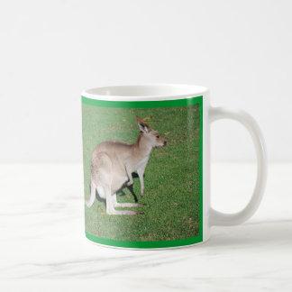 Mama Kangaroo Coffee Mug