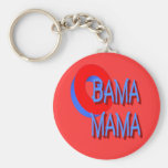 Mamá Keychain de O Bama Llaveros Personalizados