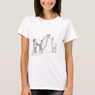 Mama Llama and Cria T-Shirt