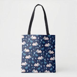 Mama Llama Madness Tote Bag