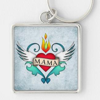 Mamá Llaveros Personalizados