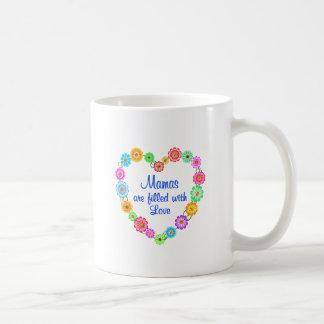 Mamá Love Tazas De Café