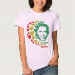 Mama Loves Barack Obama T Shirts