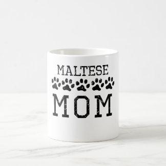 Mamá maltesa (apenada) taza mágica