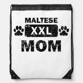 Mamá maltesa mochilas