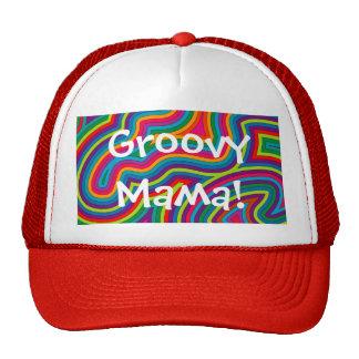 Mamá maravillosa Cap Gorras