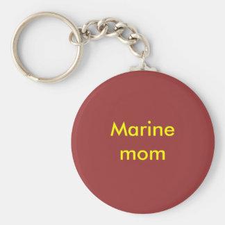 Mamá marina llavero personalizado