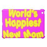 Mamá más feliz de los nuevos mundos de las mamáes