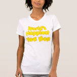 Mamá más feliz de los nuevos mundos de las mamáes camisetas