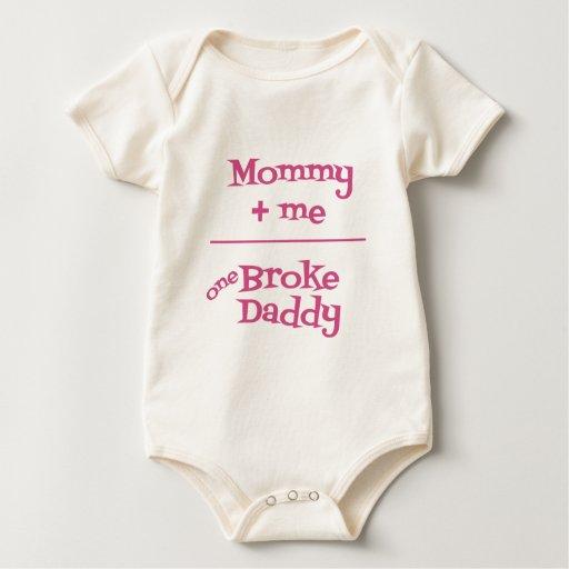 Mamá más mí camisa (rosa)