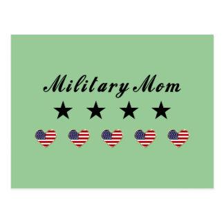 Mamá militar postal
