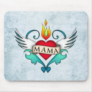 Mama Mouse Pad