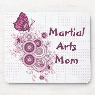 Mamá Mousepad de los artes marciales Alfombrillas De Ratón