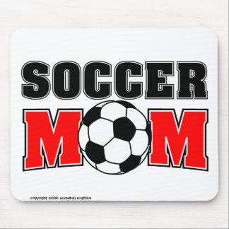 Mamá Mousepad del fútbol