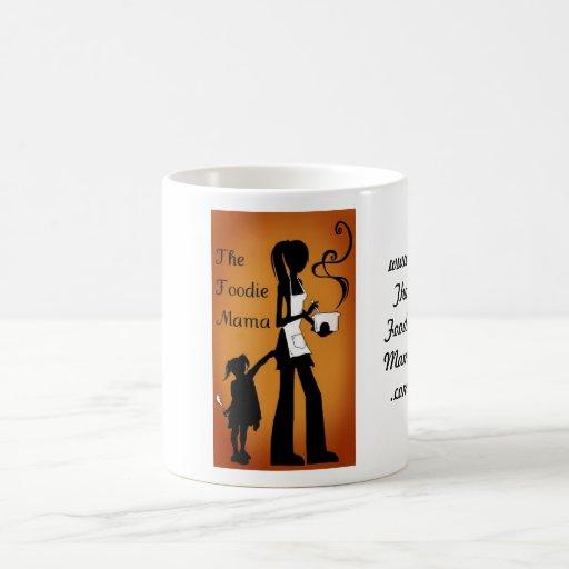 Mamá Mug de Foodie Tazas De Café
