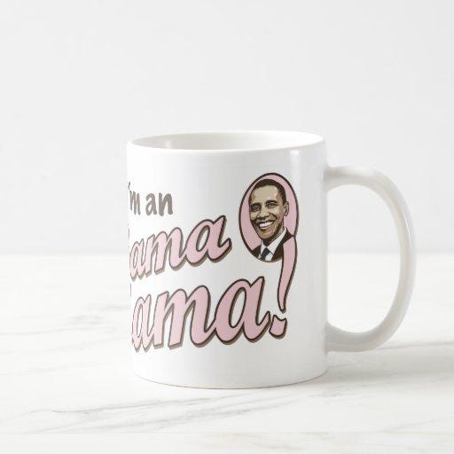 Mamá Mug de Obama Tazas De Café