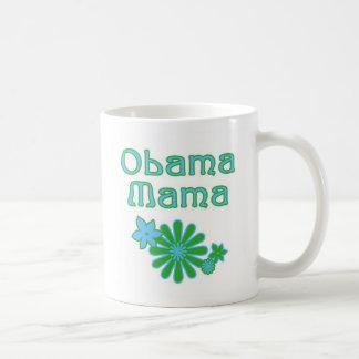 Mamá Mug de Obama Taza Clásica