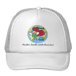 Mama needs some Lovin - Valentine Trucker Hat