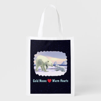 Mama Nose Best Grocery Bag