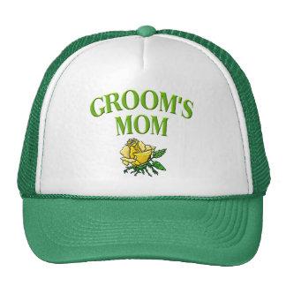 mamá - novio subió gorras de camionero