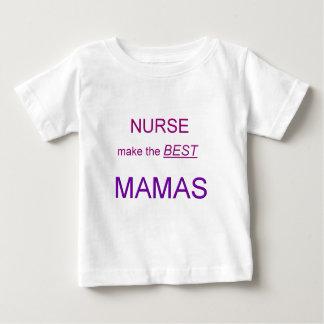 Mama Nurse Baby T-Shirt
