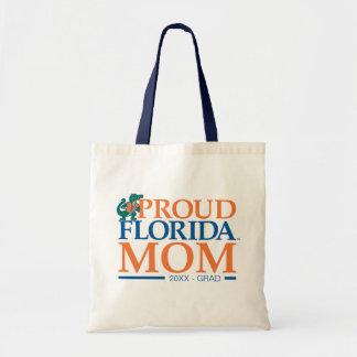 Mamá orgullosa de la Florida Bolsa Tela Barata