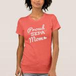 Mamá orgullosa de SEPA Camisas