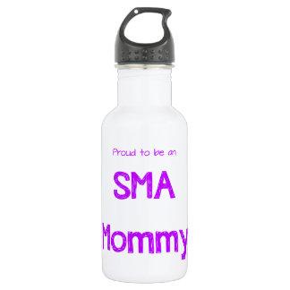 Mamá orgullosa de SMA