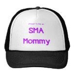 Mamá orgullosa de SMA Gorras