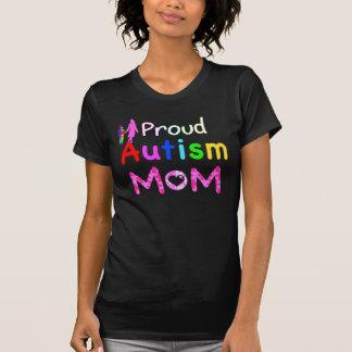 Mamá orgullosa del autismo polera