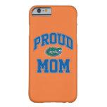 Mamá orgullosa del cocodrilo funda de iPhone 6 barely there
