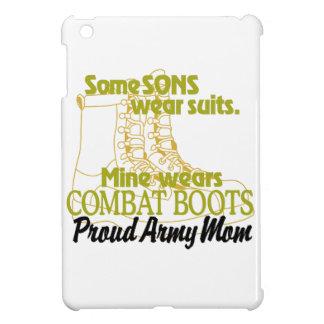 Mamá orgullosa del ejército