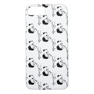 MAMA PANDA Sweet, Cute and Adorable iPhone 8/7 Case