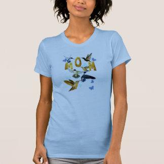 Mamá-Para a los pájaros Camiseta