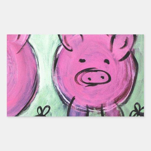 mama pig sticker