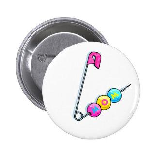 Mamá (Pin) Pin Redondo 5 Cm