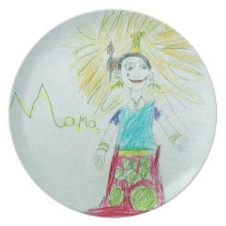 Mama Plate