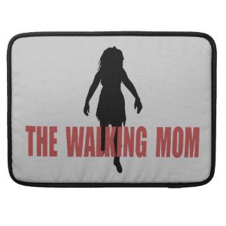 Mamá que camina (zombi) fundas macbook pro