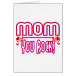 Mamá que usted oscila tarjetas