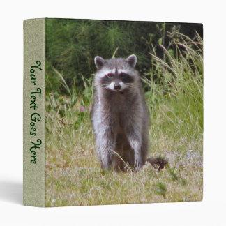 Mama Raccoon Binder