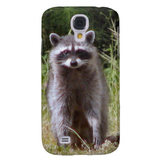 Mamá Raccoon Funda Para Galaxy S4