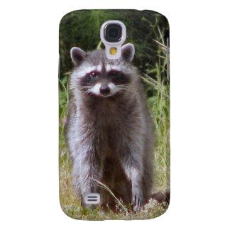 Mama Raccoon Galaxy S4 Cover