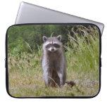 Mama Raccoon Laptop Sleeve
