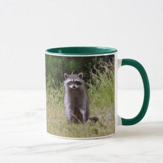 Mama Raccoon Mug