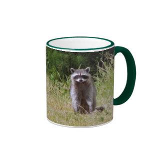 Mamá Raccoon Taza